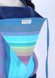 Wompat Baby Carrier Spectra Blue